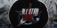 KHL 2012 All Star Game Logo
